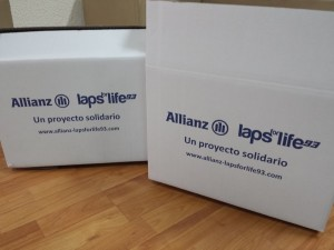 Laps for life 93 mostoles