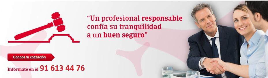 seguro responsabilidad civil móstoles